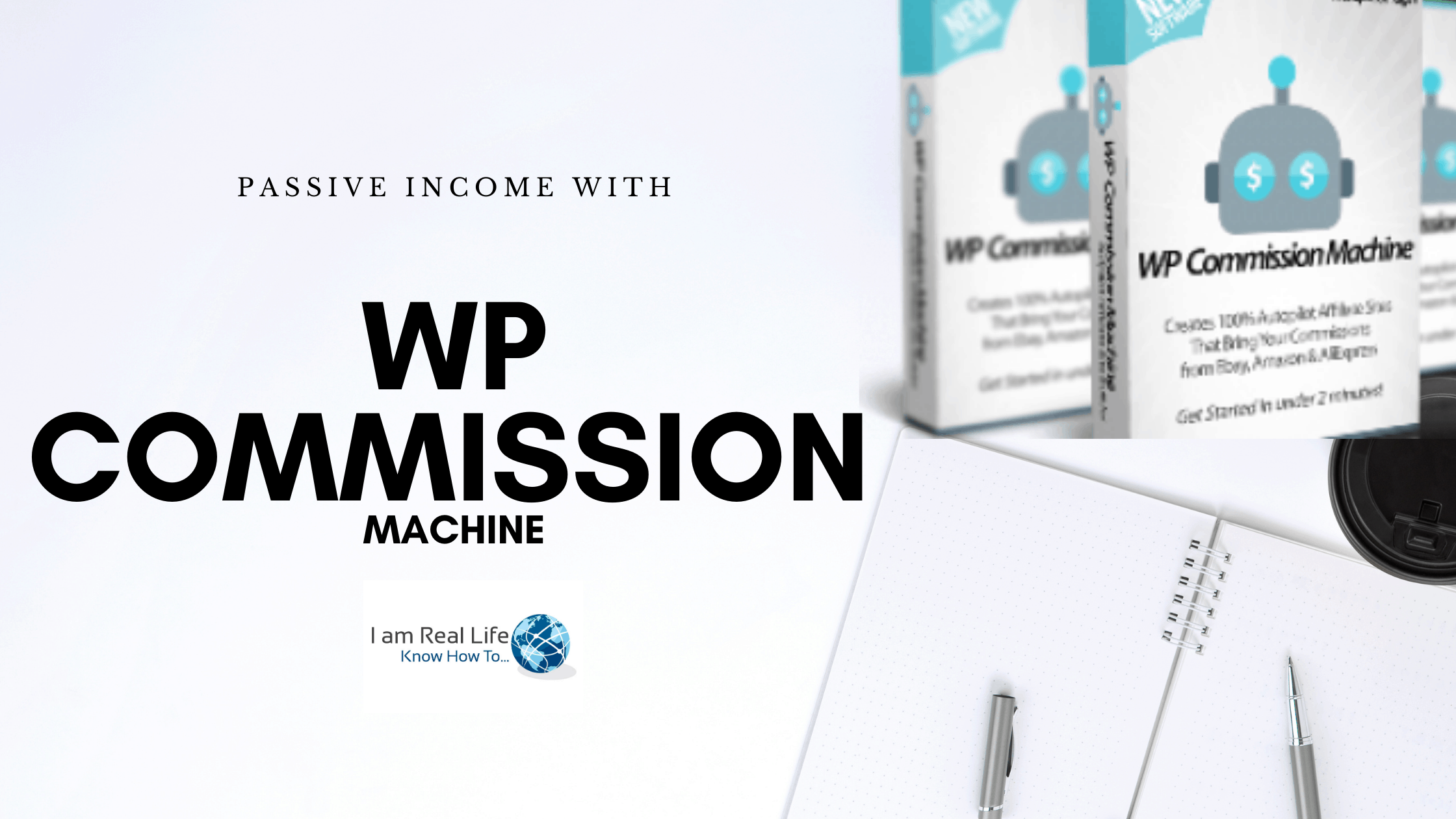 WP Commission Machine Review – how to get passive income
