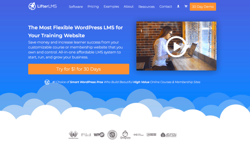 Lifter LMS WP LMS plugin