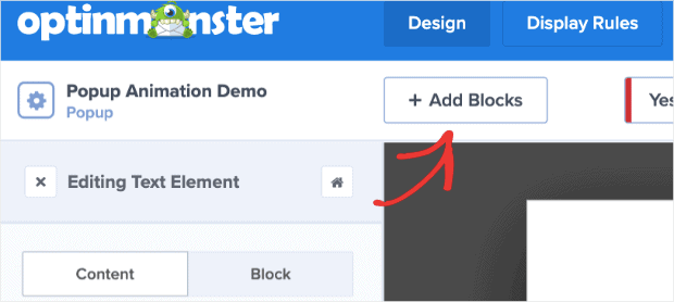 Add-blocks-to-basic-template-min -How to use the Zeigarnik effect in marketing