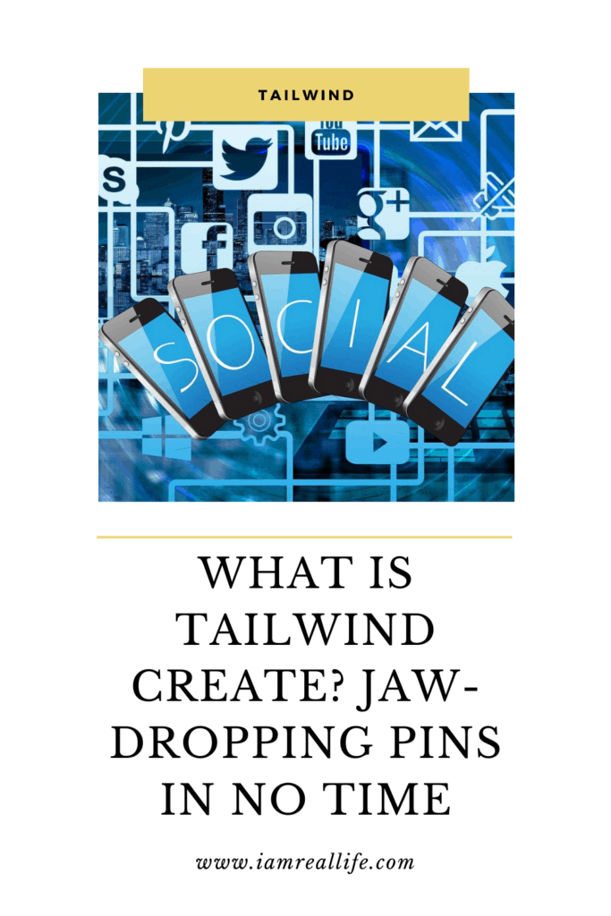 What is Tailwind Create - Pinterest Pin
