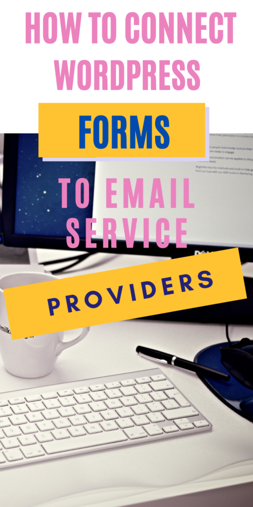 Are you wondering how to connect contact forms to email service providers?